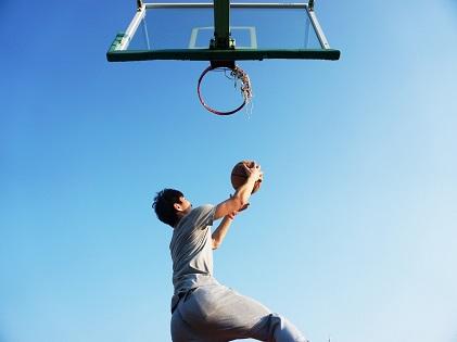 basketball man sport